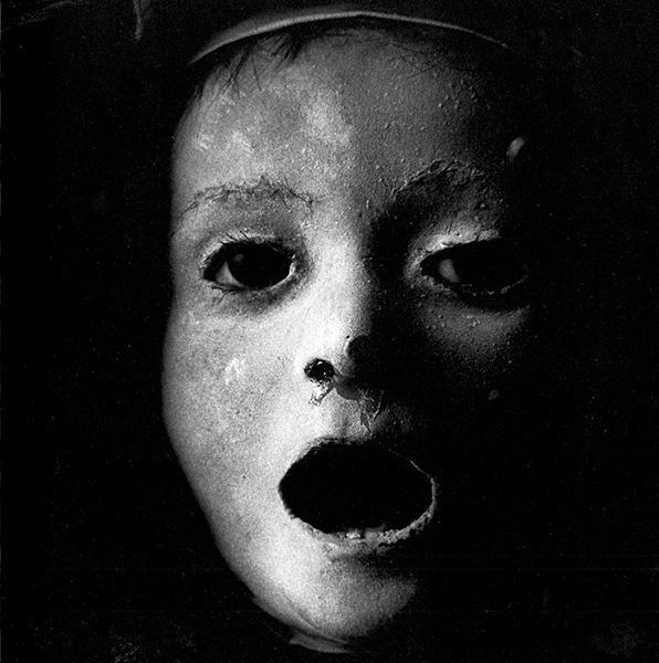 Naples. Face #4, 1999