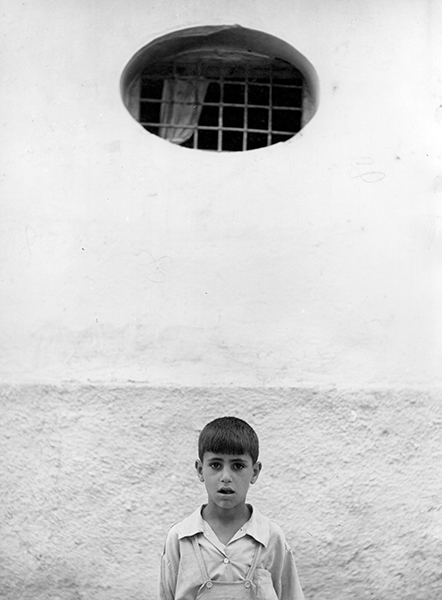 Boy of Ischia, 1953