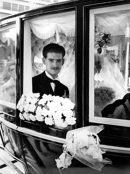 Wedding in Valencia, 1956