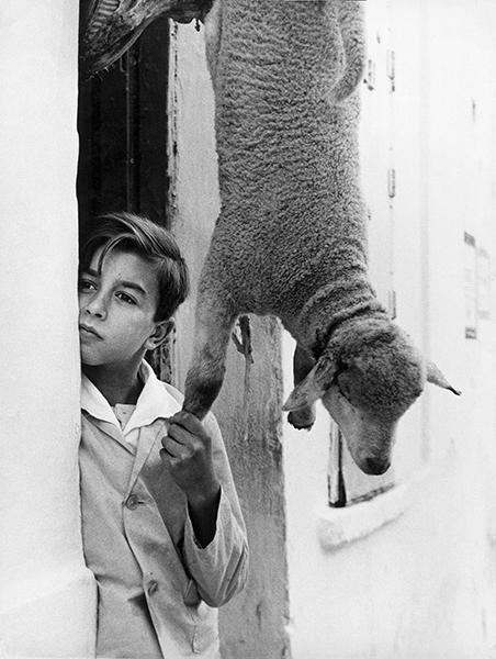 Matera, 1958