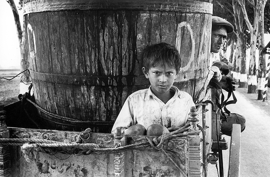 Gela (Sicily), 1957