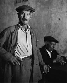 Sicilian Men, 1956