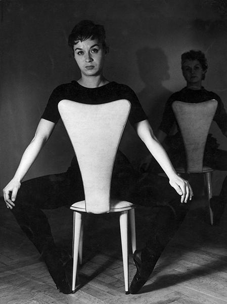Dancer, 1957 c.