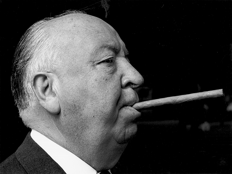 Alfred Hitchcock, 1965
