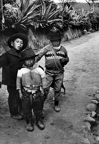 Ecuador, 1970