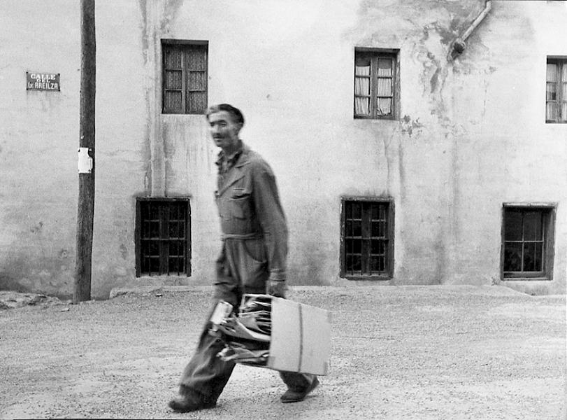 Gallarta (Spain), 1956