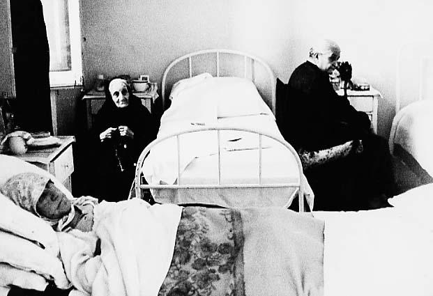 Hospice Life, 1955 c.