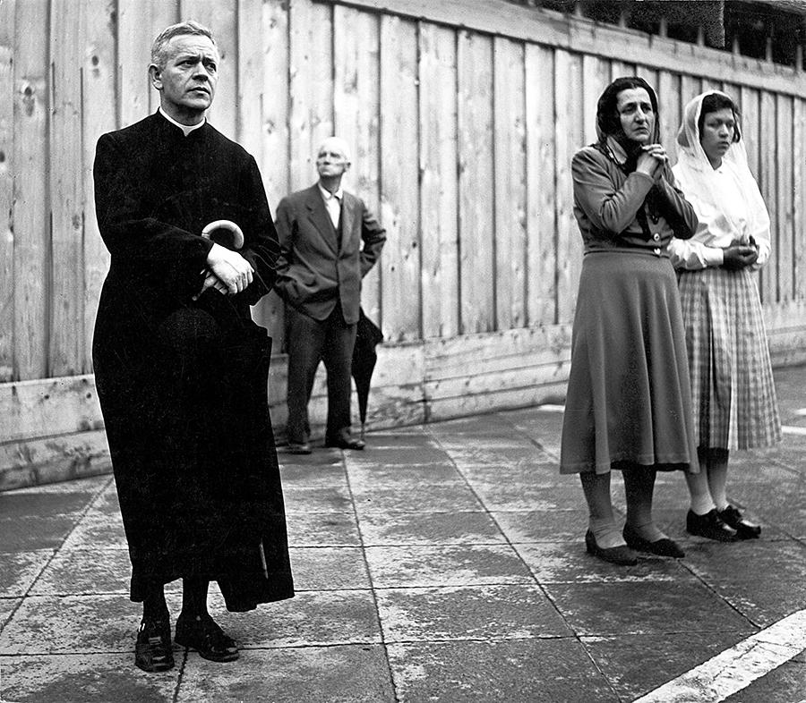 Gianni Berengo Gardin, Venezia. Corpus Domini, 1957