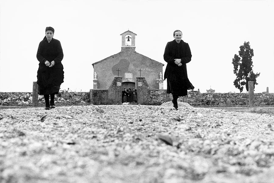 Carlo Bevilacqua, Mesto ritorno, 1957 c.