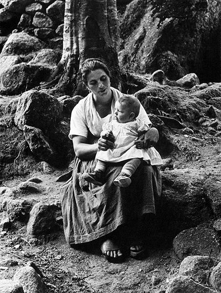 Pepi Merisio, Valle di Mello (Sondrio), 1962
