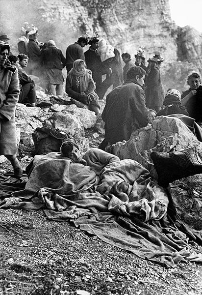 Pepi Merisio, Pellegrinaggio al Monte Autore, 1966