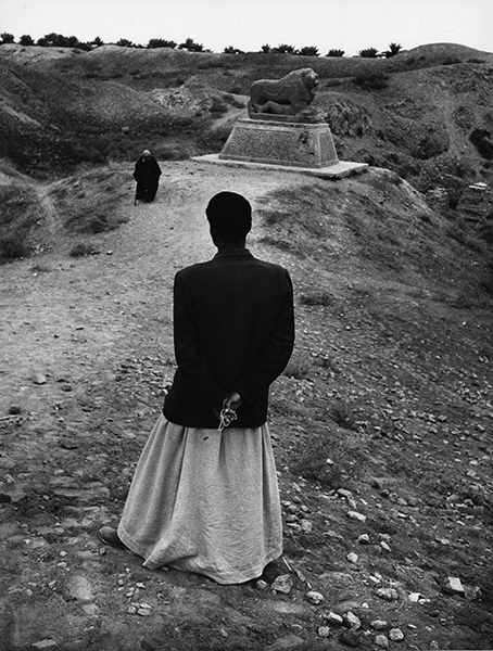 Mario De Biasi, Babilonia, 1956