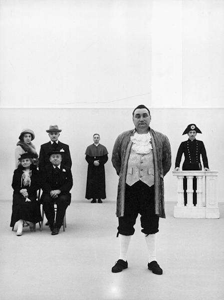 Amateur Actors #5, 1968