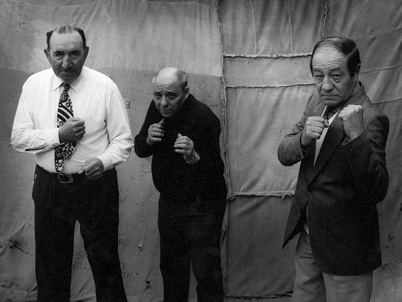 Former Boxeurs, 1984