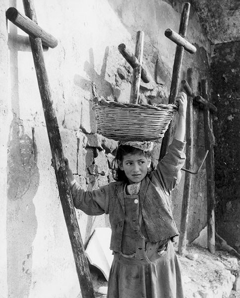 Southern Italy, 1952 c.