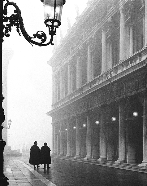 Gianni Berengo Gardin. Venice. San Marco, 1954 c.