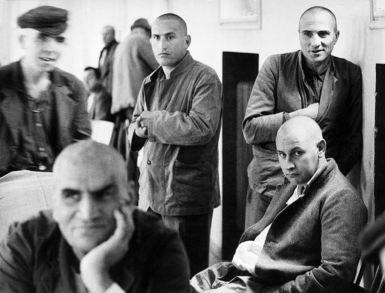 Gianni Berengo Gardin. Parma. Psychiatric hospital, 1968