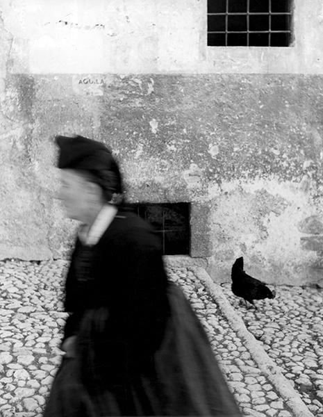 Piergiorgio Branzi. Scanno, 1955