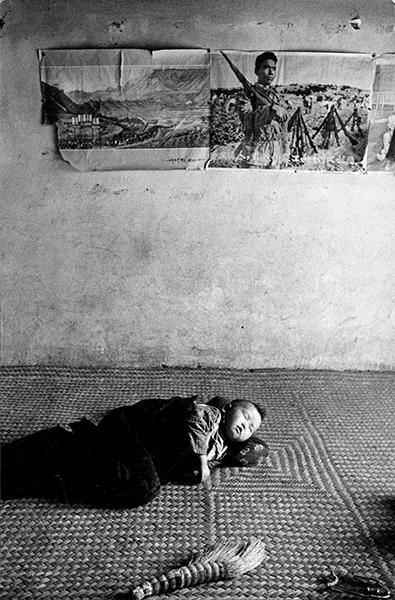Caio Mario Garrubba. Nanjing (China), 1959