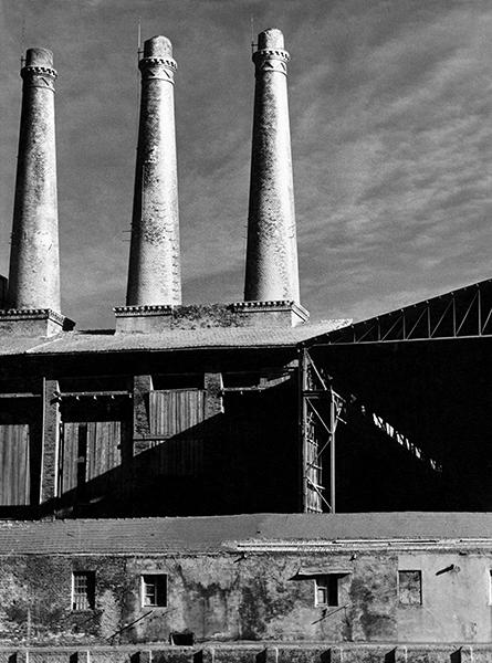 Vittorio Piergiovanni. The Factory, 1957 c.