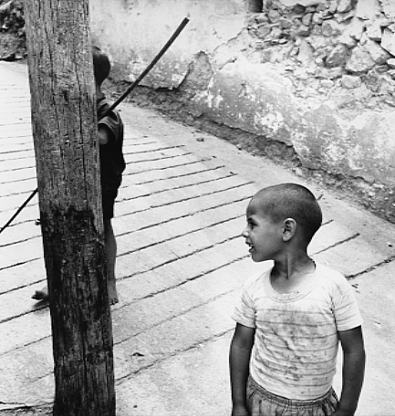 Alfredo Camisa. Bagnara Calabra, 1960