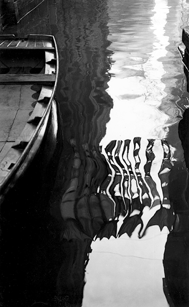 Venice. Canal #2, 1955 c.