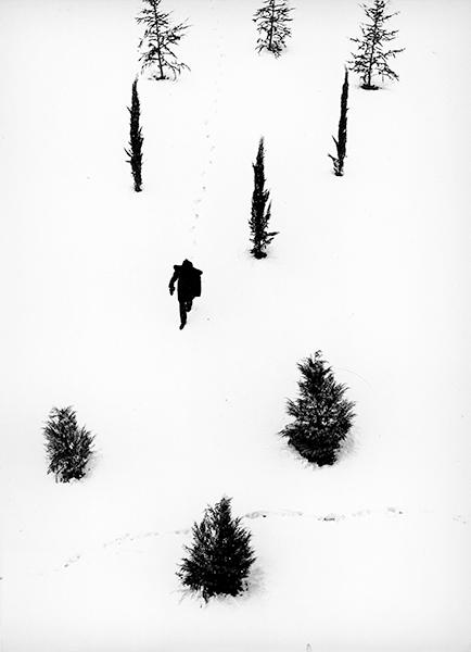 Alfredo Camisa, Winter, 1956