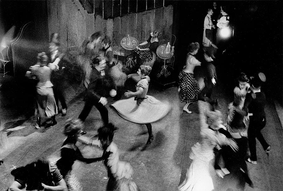 Mario De Biasi, Berlin, 1950