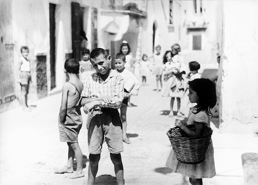 Mario Giacomelli, Puglia, 1958