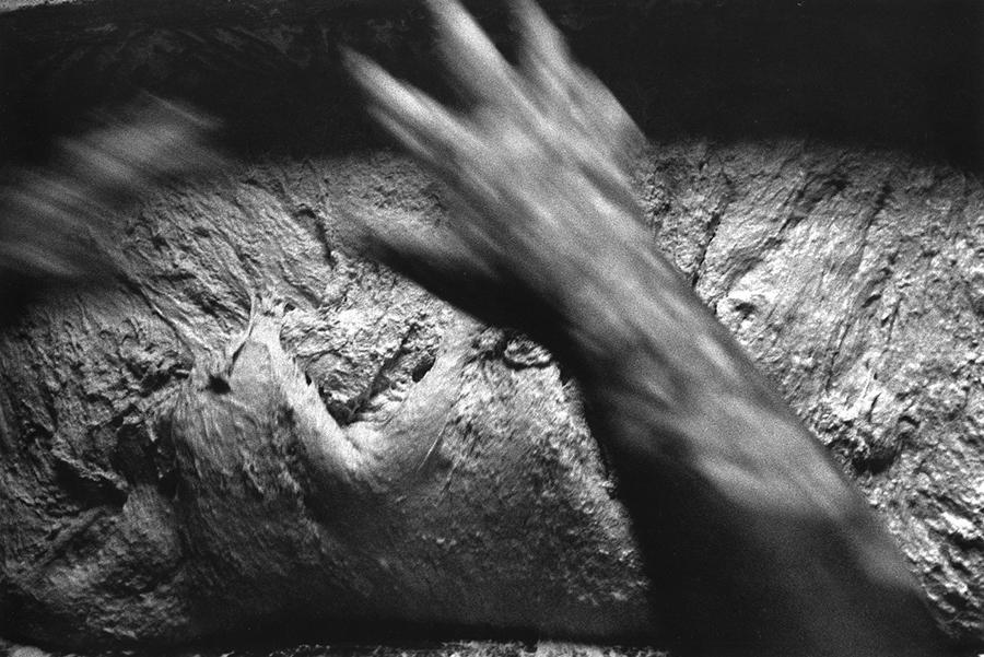 Antonio Biasiucci, Bread, 1990