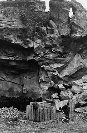 Belpasso. Stonecutter, 1963